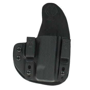 CROSSBREED The Reckoning Right Hand IWB Holster For Glock 43/43X (RECK-R-1216-CB-BL)
