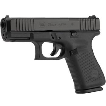 GLOCK 23 Gen5 40 S&W 4.02in 12rd Black Pistol (PA235S203MOS)