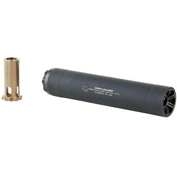 GRIFFIN ARMAMENT Resistance 9 1/2X28 9mm Silencer (GARS9-W)
