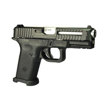 LONE WOLF LTD19 V1 9mm 4in 15rd Black Frame/ Black Slide Semi-Automatic Pistol (LWD-LTD19-V1-BLK)