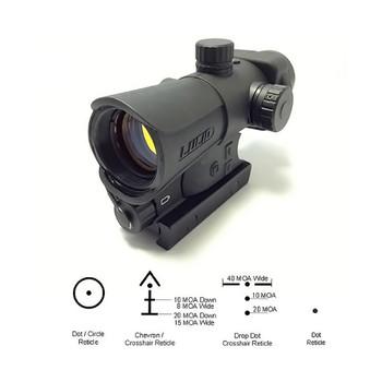 LUCID HD7 Gen III Red Dot Sight (HD7)