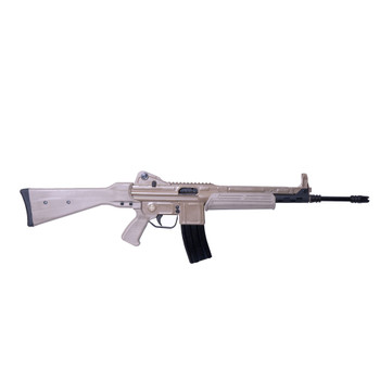 MARCOLMAR FIREARMS Cetme L Gen 2 .223 Rem/5.56x45mm 16.1in 30rd Flat Dark Earth Semi-Automatic Rifle (MCM-LFDFDR)