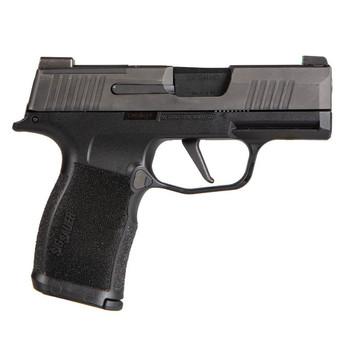 SIG SAUER P365X 9mm 3.1in 2x 12rd Steel Mag Nitron Pistol (365X-9-BXR3)
