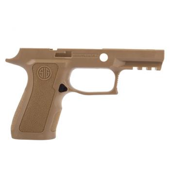 SIG SAUER X-Series Compact 9/40/357 Medium Coyote Tan Grip Module for P320 (GRIP-MODX-C-943-M-COY)