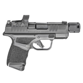 SPRINGFIELD ARMORY Hellcat RDP 9mm 3.8in 11rd/13rd Black Micro-Compact Pistol with HEX Wasp Sight (HC9389BTOSPWASP)