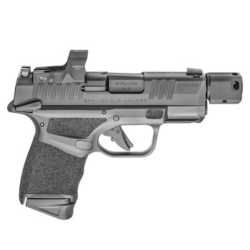 SPRINGFIELD ARMORY Hellcat RDP 9mm 3.8in Micro-Compact Pistol with HEX Wasp and Manual Safety (HC9389BTOSPWASPMS)