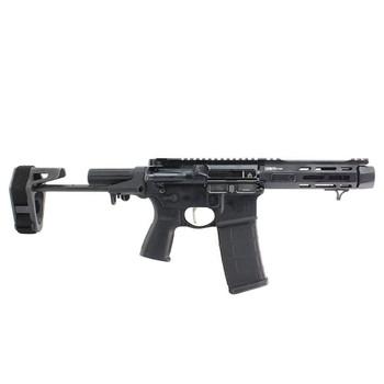 SPRINGFIELD ARMORY Saint Victor PDW 5.56x45mm NATO 5.5in 20rd Black Hard Coat Anodized Pistol (STV955556B)