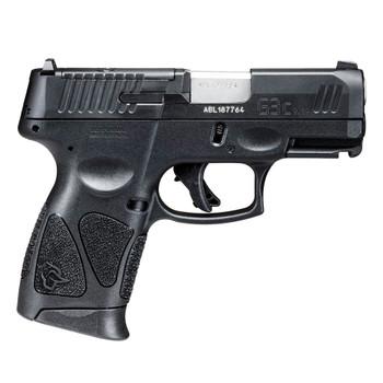 TAURUS G3c 9mm Luger 3.20in 3x 12rd Tenifer Matte Black Optic Ready Pistol (1-G3CP931)