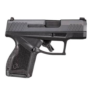 TAURUS GX4 9mm Luger 3in 2x 11rd Black Micro-Compact Pistol (1-GX4M931)