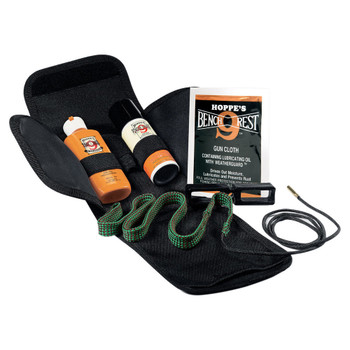 HOPPE'S BoreSnake Soft-Sided Pistol Cleaning Kit (34002)
