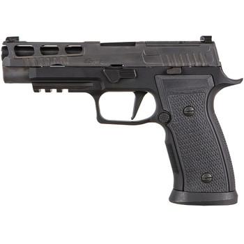 SIG SAUER P320 AXG Pro 9mm Luger 4.7in 2x17rd Striker-Fired Pistol (320AXGF-9-BXR3-PRO-R2)