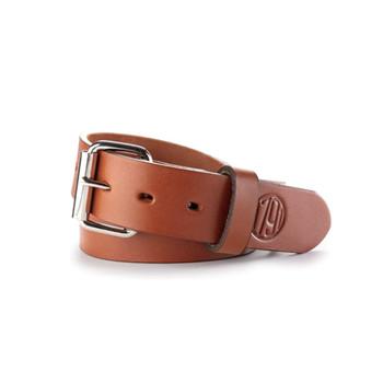 1791 GUNLEATHER 01 Classic Brown Gun Belt, Size 46 (BLT-01-42/46-CBR-A)