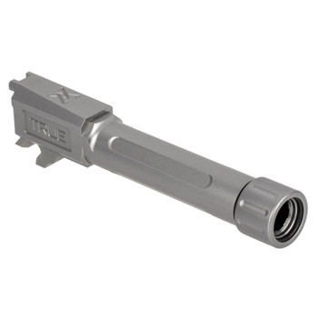 TRUE PRECISION Threaded 1/2x28 Stainless Barrel for Sig P365 (TP-P365B-XT)