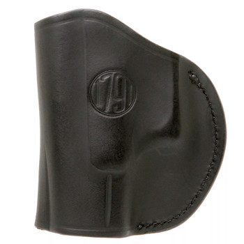 1791 GUNLEATHER 2 Way Multi-Fit Black Right Hand Size 4 IWB Concealment Holster (2WH-4-SBL-R)
