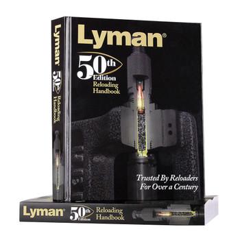 LYMAN 50th Reloading Handbook Softcover (9816051)