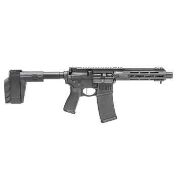 SPRINGFIELD ARMORY Saint Victor 5.56 AR-15 7.5in SS Barrel 30rd Tactical Gray Pistol (STV975556Y)