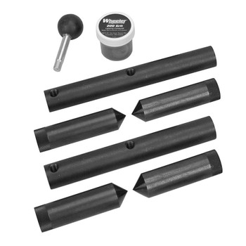 WHEELER Scope Ring Alignment and Lapping Kit Combo (305172)