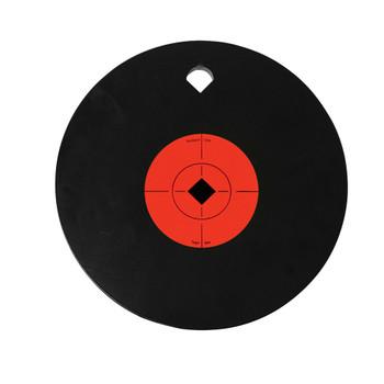 BIRCHWOOD CASEY World of Targets 8in Single Hole AR500 Gong (47603)
