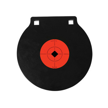 BIRCHWOOD CASEY World of Targets 8in Double Hole AR500 Gong (47604)