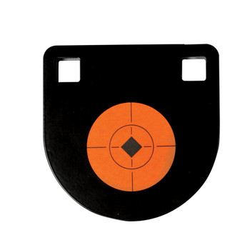BIRCHWOOD CASEY World of Targets 4in Double Hole AR500 Gong Target (47606)