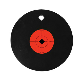 BIRCHWOOD CASEY World of Targets 10in Single Hole AR500 Gong Target (47614)