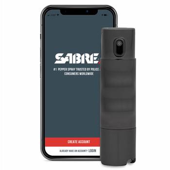 SABRE Smart Pepper Spray (SPS-14-BK)