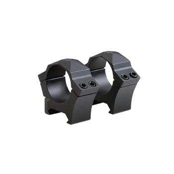 SIG SAUER Alpha 30mm Low Black Hunting Scope Rings (SOA10003)