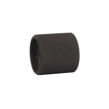 YANKEE HILL MACHINE 9mm Pistol Plated 570 OD 1/2in-28 Thread Protector (YHM-3418-B)