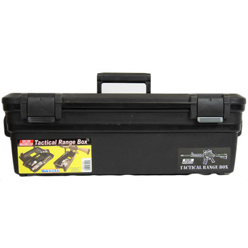 MTM CASE-GARD Tactical Black Range Box (TRB40)