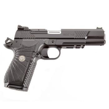 WILSON COMBAT EDC X9L 9mm Luger 5in Long Slide 2x 15rd Mags Black Pistol (EDCX-LPR-9)