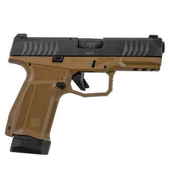 AREX DEFENSE Delta M 9mm 4in 15rd/17rd Flat Dark Earth Semi-Automatic Pistol (602382)