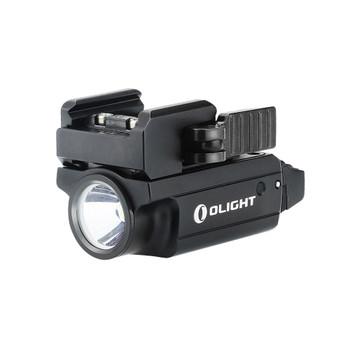 OLIGHT PL-MINI 2 Valkyrie 600 Lumen Ultra Compact Black Pistol Flashlight (FL-OL-PL-MINI2-BK)
