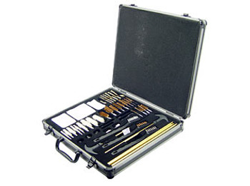 OUTERS Universal 62 Piece Aluminum Case Cleaning Kit (70090)