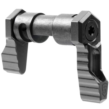 PHASE 5 WEAPON SYSTEMS 90 Degree Ambi Black Anodize Safety Selector (SAFE90-BLK)