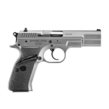SAR USA 2000 9mm 4.5in 17rd Semi-Automatic Pistol (2000ST)