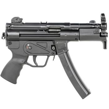 CENTURY ARMS AP5-M 9mm 4.5in 30rd Black Pistol (HG6036-N)