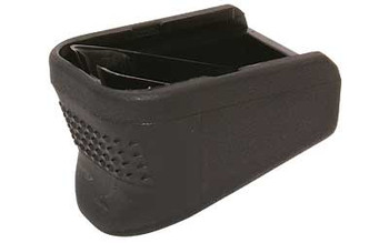 PEARCE GRIP Black Plus One Grip Extension For Glock Gen 4 9/40/357/45 GAP (PG-G4PLUS)
