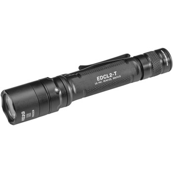SUREFIRE Dual-Output LED 1200 Lumens Everyday Carry Flashligh (EDCL2-T)