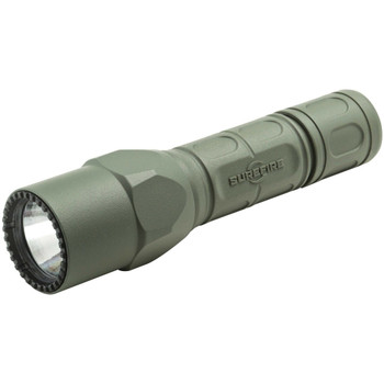 SUREFIRE G2X Pro Dual-Output 600 Lumens Foliage Green LED Handheld Flashlight (G2X-D-FG)