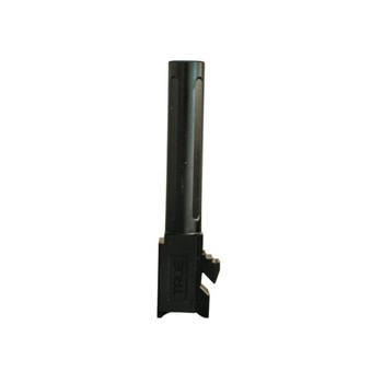 TRUE PRECISION Non-Threaded Black DLC Barrel Compatible with Glock 17 (TP-G17B-XBC)