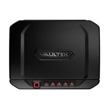 VAULTEK 10 Series Small Bluetooth Biometric Black Handgun Safe (VT10i-BK)