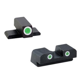 AMERIGLO Classic Tritium 3-Dot Night Sights For Sig P226/P239 (SG-161)