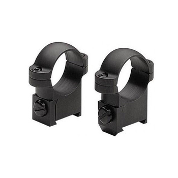 BURRIS Medium 1in CZ-Style Rings For CZ 550 Long Action (420130)
