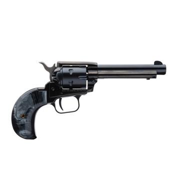 HERITAGE MANUFACTURING Rough Rider .22LR/WMR 4.75in 6rd Revolver (RR22MB4BHBPRL)