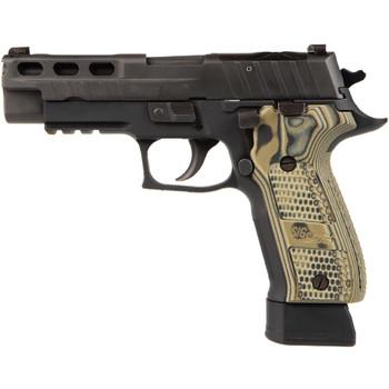 SIG SAUER P226 Pro-Cut 1x15rd/2x20rd Full Size Pistol (E26R-9-BXR3-PRO-R2)