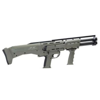 STANDARD MANUFACTURING COMPANY DP-12 12ga Double Barrel 16rd Olive Drab Pump Shotgun (DP12ODG)