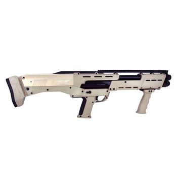 STANDARD MANUFACTURING COMPANY DP-12 12ga Double Barrel 16rd Tan Pump Shotgun (DP12T)