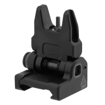 UTG ACCU-SYNC Spring-Loaded AR15 Flip-Up Front Sight (MNT-757)