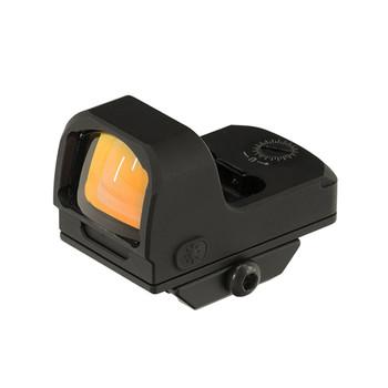UTG OP3 Micro Red 4.0 MOA Single Dot Reflex Sight with Adaptive Base (OP-RDM20R)
