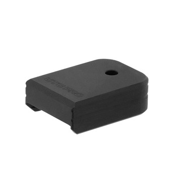 UTG PRO +0 Matte Black Aluminum Base Pad for Glock Small Frame (PUBGL01)